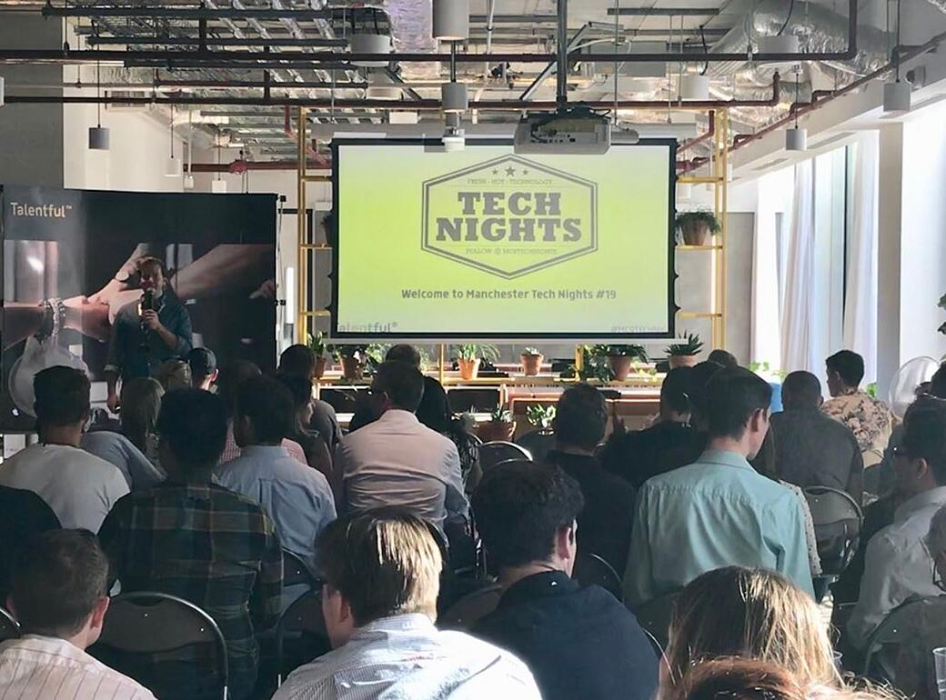 Manchester Tech Nights.